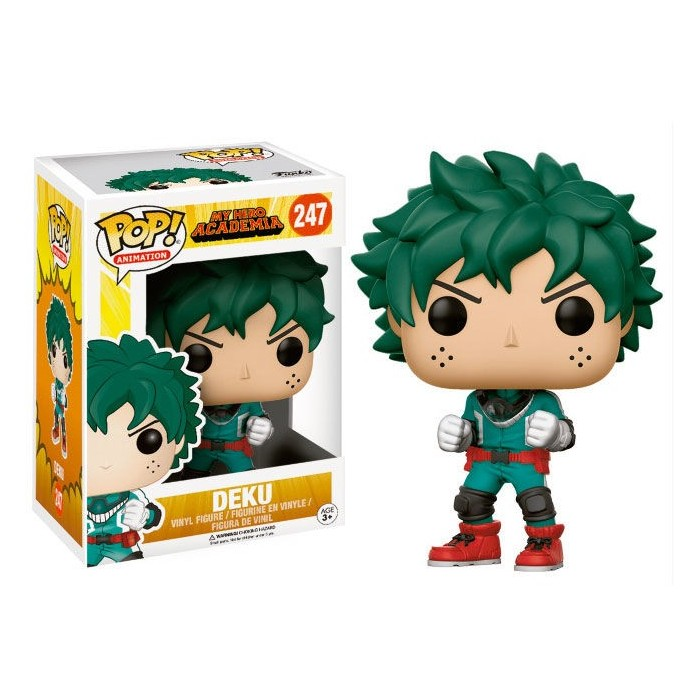 Funko Pop! Deku - My Hero Academia