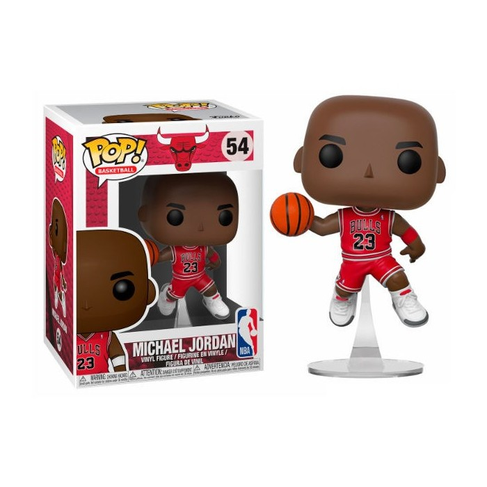 Funko Pop! Michael Jordan - NBA Bulls
