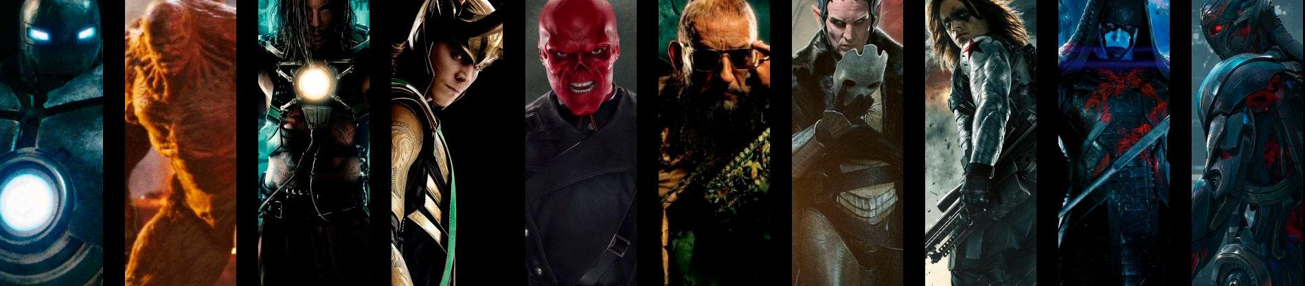 Los 10 villanos más poderosos y fuertes de Marvel