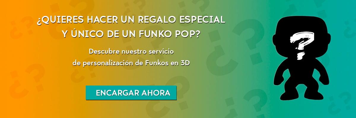 Comprar Funko Pop Personalizado