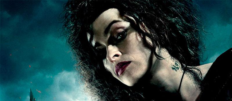 Bruja Bellatrix Lestrange