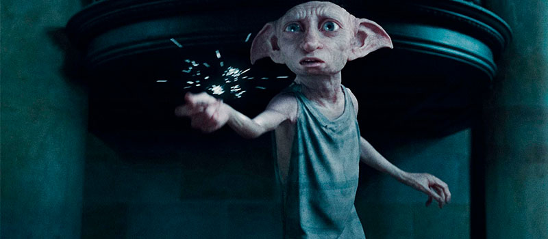 Elfo doméstico Dobby