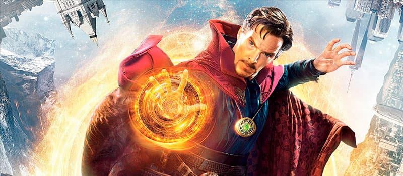 Superhéroe Doctor Strange