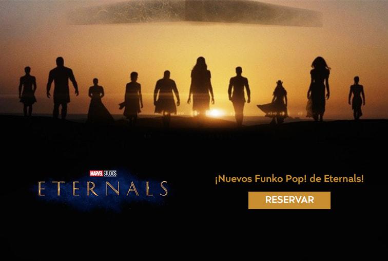 Funko Pop de Eternals - Marvel Studios
