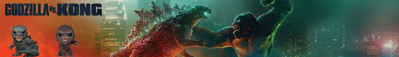 Funko Pop Godzilla Vs Kong
