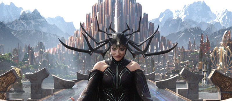 Superhéroe Bruja Escarlata