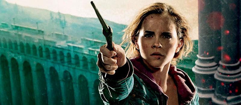 Bruja Hermione Granger