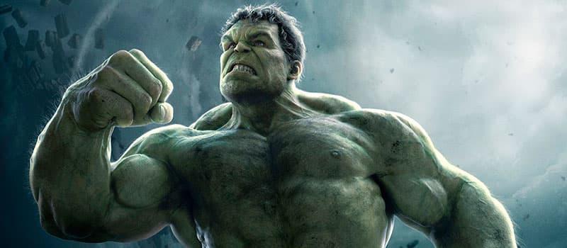 Superhéroe Hulk