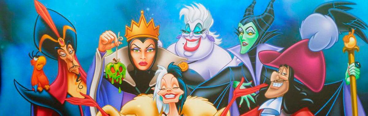 Los peores villanos de Disney