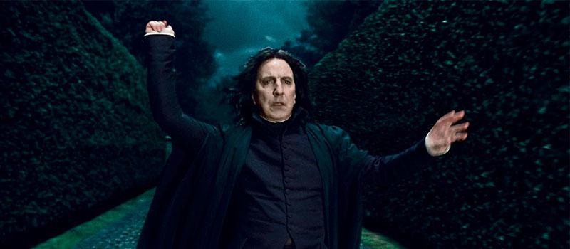 Mago Severus Snape