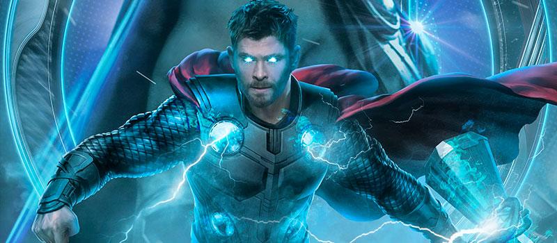 Superhéroe Thor